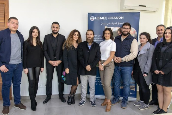 A RESOUNDING SUCCESS FOR NDU STUDENTS IN USAID-FUNDED LEBANON WATER PROJECT
