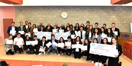 YES-NDU SUPPORTS CREATIVE ENTREPRENEURIAL YOUTH