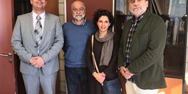SOFIA UNIVERSITY DISCUSSES POTENTIAL PARTNERSHIP WITH NDU