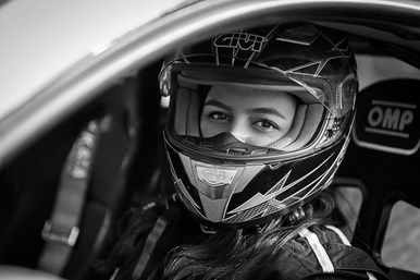 FOLLOW YOUR PASSION: PROFESSIONAL DRIFTER CARINE KAI