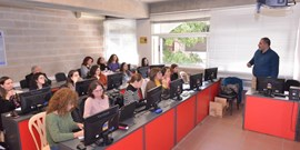 ILT HOLDS WORKSHOP ON TRANSLITERATION