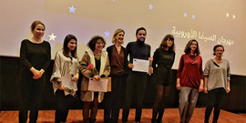 NDU STUDENT WINS BEST SHORT FILM AWARD AT EUROPEAN FILM FESTIVAL