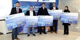 FBAE STUDENT WINS FIRST PRIZE AT NVSE COMPETITION