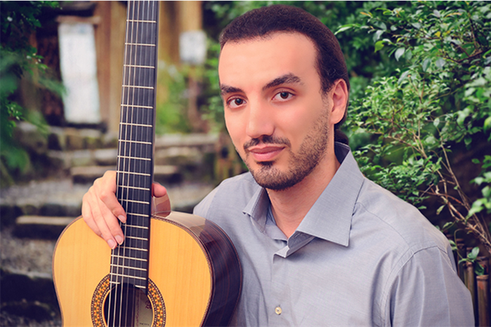 NDU ALUMNUS PUBLISHES GUITAR TEACHING BOOKS