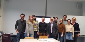 VISITING PROFESSOR FROM NDU TO ERFURT UNIVERSITY – GERMANY
