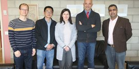NDU HOSTS PROFESSORS FROM UNIVERSITY OF NOTTINGHAM NINGBO CHINA