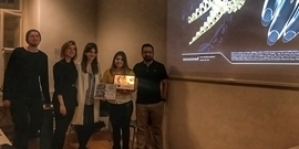 NDU ARCHITECTURE ALUMNA WINS SHAPE DIVER 2019 AWARD