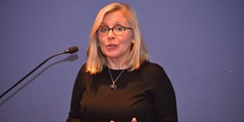 NDU HOSTS LUCY HAWKING DISCUSSING HER WORK AS A SCIENCE WRITER AND EDUCATOR