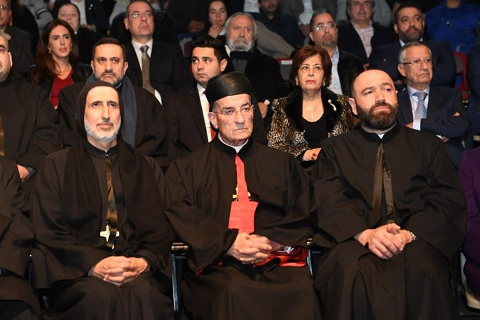 "NDU LAUNCHES THE ""MARONITE FAMILIES SERIES"""