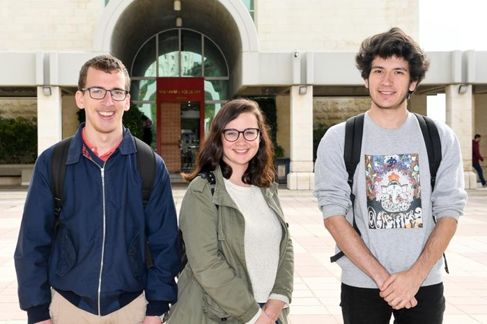 CATCHING UP WITH NDU'S EXCHANGE STUDENTS