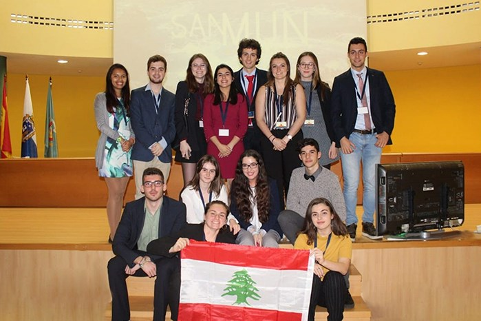 NDU'S MODEL UNITED NATIONS TEAM CHAIR INTERNATIONAL CONFERENCES