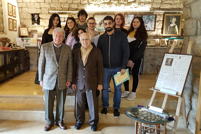 NDU LITERATURE STUDENTS AND ACTIVE LEARNING