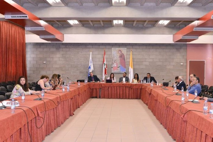 SUSTAINABILITY TASKFORCE HOSTS ROUND TABLE ON ZERO WASTE SOLUTIONS IN LEBANON