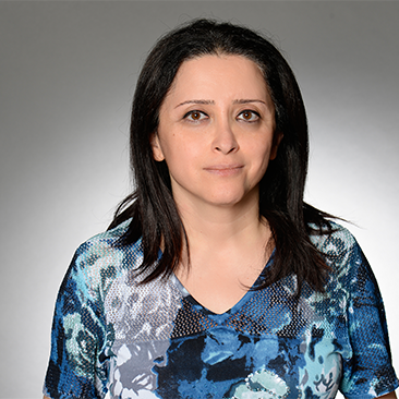 Doris Jaalouk, Ph.D., MPH
