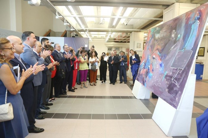 """MIGRATION AND ART"" EVENT HELD AT NDU'S LEBANON AND MIGRATION MUSEUM"