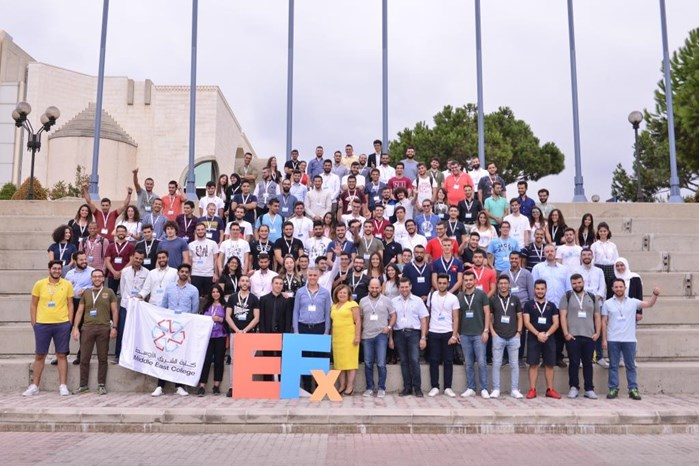 NDU HOSTS THE MIDDLE EAST'S FIRST ASME EFX