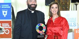 NDU WINS SDG AWARD FOR THE SECOND YEAR RUNNING