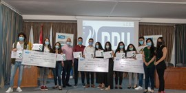 YES NDU-SC COMPETITION 2020 CEREMONY