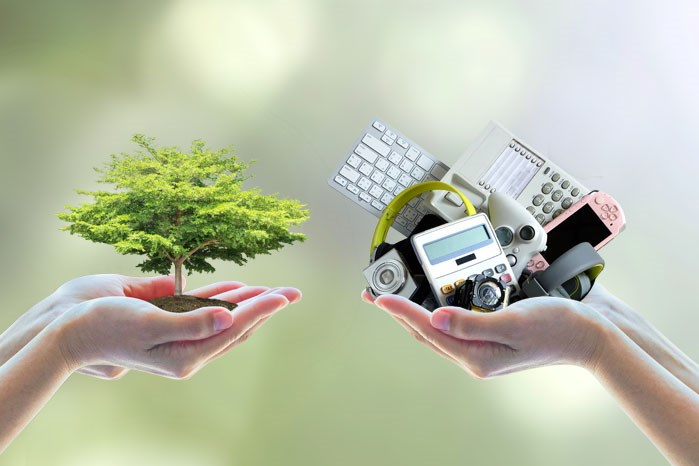 NDU SIGNS MOU WITH ECOSERV TO RECYCLE E-WASTE