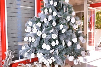 Christmas Charity Tree 2019