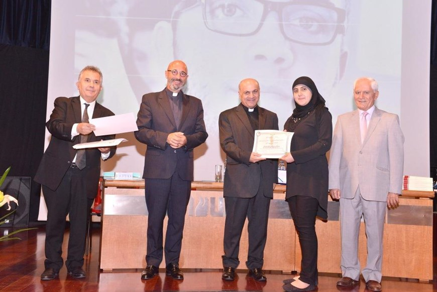 Kamal El-Hage Awards Ceremony 5