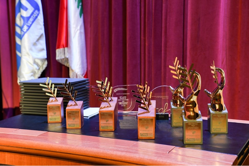 12th NDUIFF Golden Olive Awards Ceremony 1