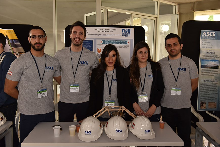 ASCE Bridge Competition 2017 5