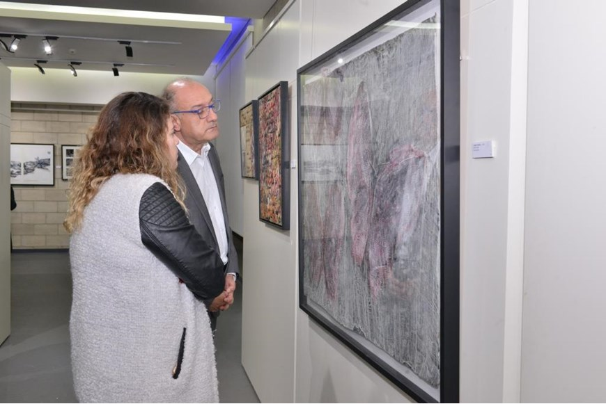 Beyond the Arab Spring Art Exhibition Opening 21