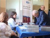Book-signing of Volume XIV - The Virgin Mary in Lebanon - Shouf District 5
