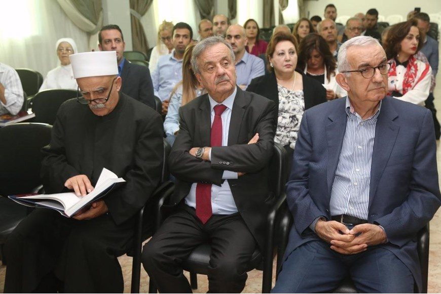 Book-signing of Volume XIV - The Virgin Mary in Lebanon - Shouf District 28