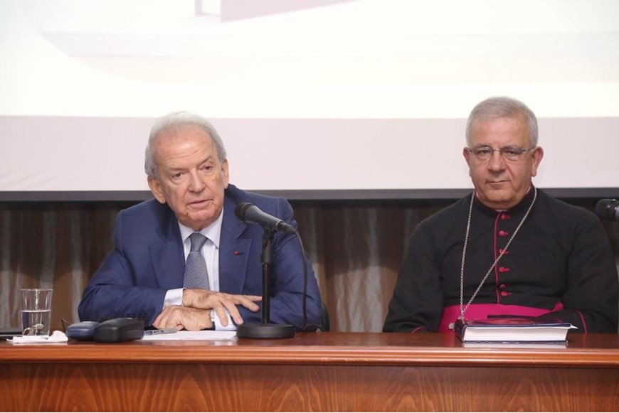 Book-signing of Volume XIV - The Virgin Mary in Lebanon - Shouf District 42