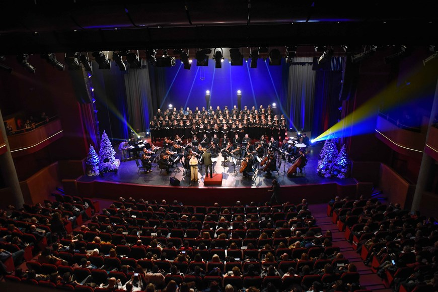News | CHRISTMAS CONCERT | NDU Choir