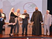 Ceremony for the Kamal Youssef El-Hage High School Competition 18