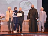 Ceremony for the Kamal Youssef El-Hage High School Competition 27