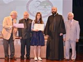 Ceremony for the Kamal Youssef El-Hage High School Competition 32