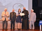 Ceremony for the Kamal Youssef El-Hage High School Competition 34