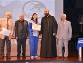 Ceremony for the Kamal Youssef El-Hage High School Competition 39