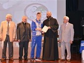 Ceremony for the Kamal Youssef El-Hage High School Competition 40