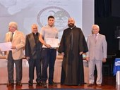 Ceremony for the Kamal Youssef El-Hage High School Competition 45