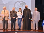 Ceremony for the Kamal Youssef El-Hage High School Competition 51