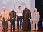 Ceremony for the Kamal Youssef El-Hage High School Competition 52