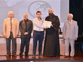 Ceremony for the Kamal Youssef El-Hage High School Competition 53