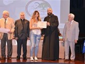 Ceremony for the Kamal Youssef El-Hage High School Competition 59
