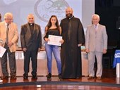 Ceremony for the Kamal Youssef El-Hage High School Competition 61