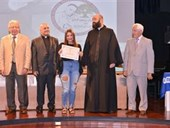 Ceremony for the Kamal Youssef El-Hage High School Competition 63