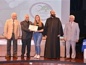 Ceremony for the Kamal Youssef El-Hage High School Competition 69
