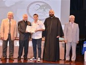 Ceremony for the Kamal Youssef El-Hage High School Competition 70