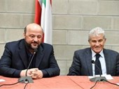 DISCUSSION WITH THE MINISTER MELHEM RIACHY 24