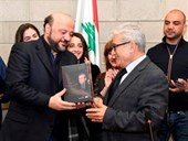 DISCUSSION WITH THE MINISTER MELHEM RIACHY 31