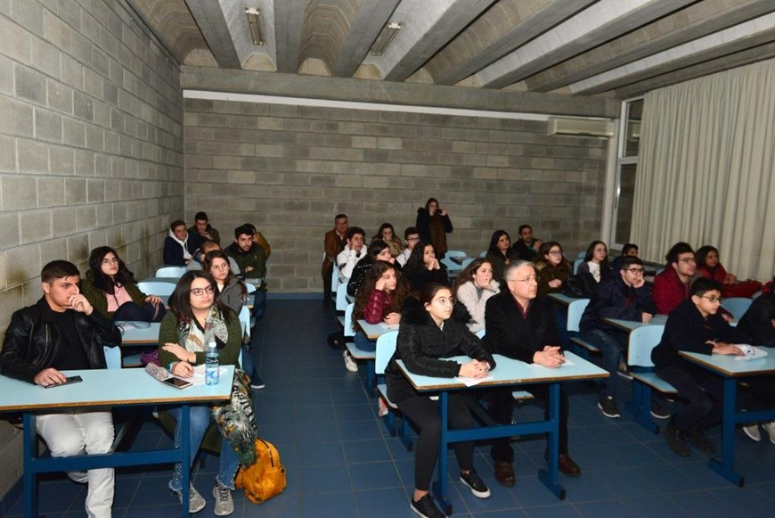 Discovering the Cosmos at NDU  8